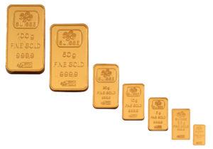 продать золотой слиток