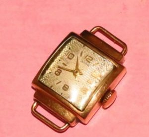 продать советские золотые часы