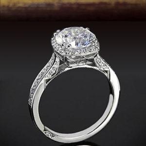 продать обручальное кольцо с бриллиантом