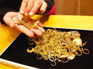 сдать лом золота в салон
